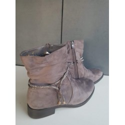Støvle grå