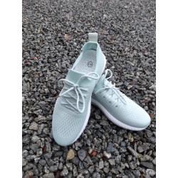 Sneakers, lys mintgrøn,...