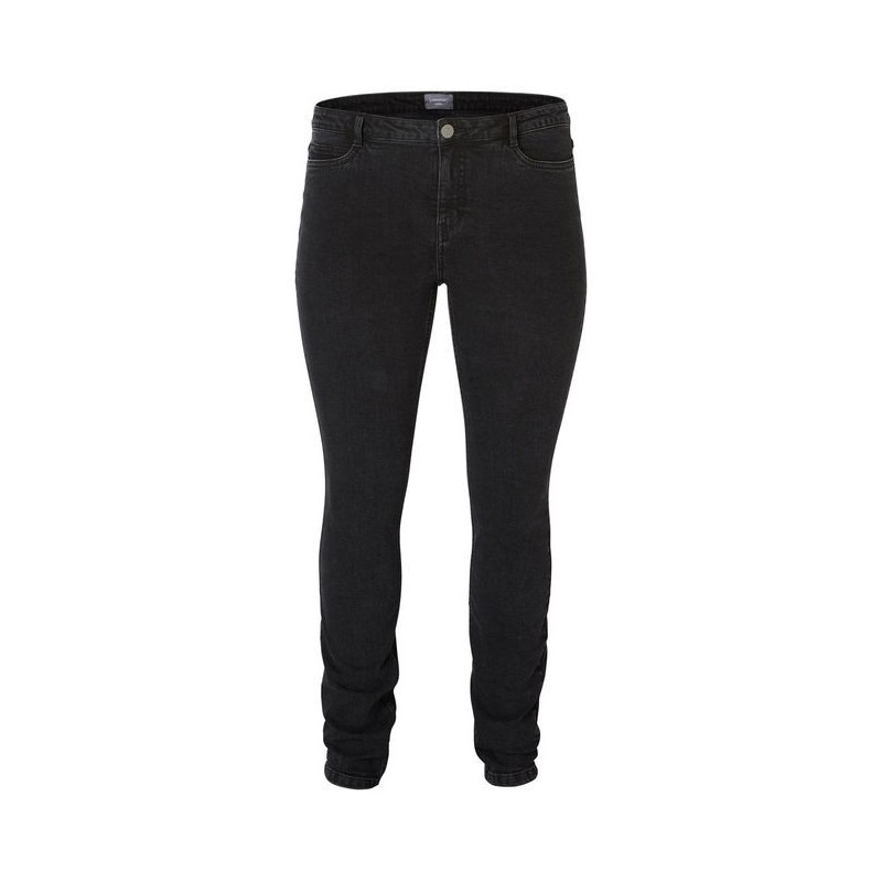 Junarose grå Jeans